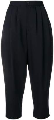 Comme des Garcons harem cropped trousers