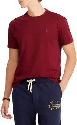 Polo Ralph Lauren Custom Slim Fit Cotton T-Shirt