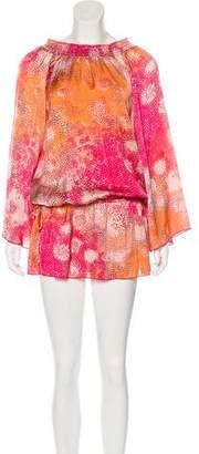 Alexis Mini Printed Dress