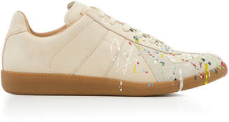 Maison Margiela Replica Painter Low Top Sneakers
