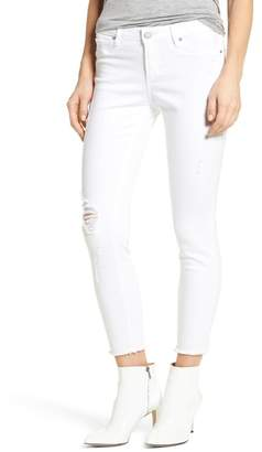 Articles of Society Carly Distressed Ankle Skinny Jeans