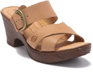 Børn Charlotta Block Heel Sandal