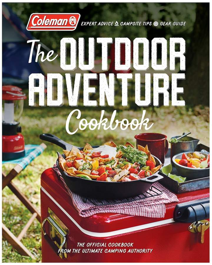 Time Inc. Coleman the Outdoor Adventure Cookbook: The Official Cookbook from America's Camping Authority
