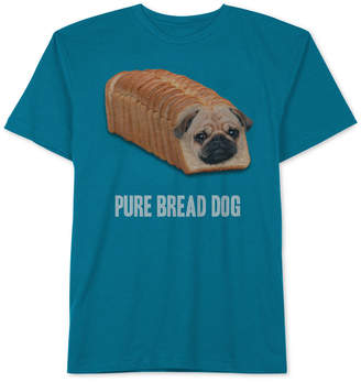 JEM Big Boys Pure Bread Graphic-Print Cotton T-Shirt