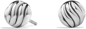 David Yurman 'Sculpted Cable' Stud Earrings
