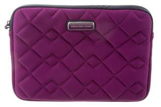 Marc by Marc Jacobs Quilted Neoprene iPad Case