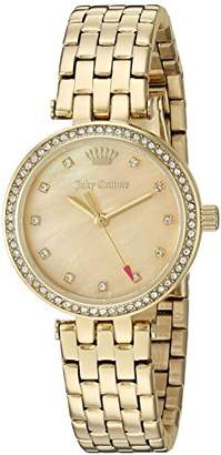 Juicy Couture Women's 'Cali' Quartz Tone and Gold Plated Automatic Watch(Model: 1901468) $225 thestylecure.com