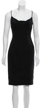 Antonio Berardi Structured Knee-Length Dress w/ Tags