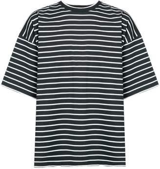 Monkey Time striped T-shirt