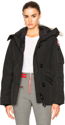 Canada Goose Montebello Parka with Coyote Fur $795 thestylecure.com