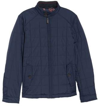Ted Baker Alees Trim Fit Quilted Jacket