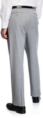 Neiman Marcus Manchester Easy Pleated Pants