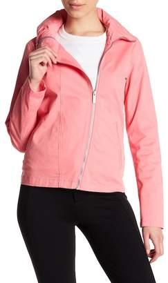 Bench Double Zip Hooded Jacket