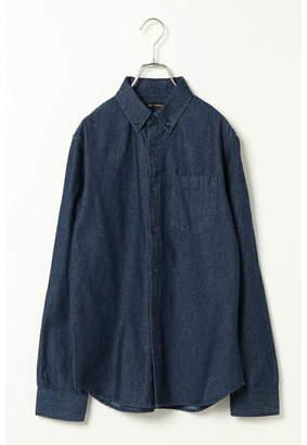 VENCE share style MENs デニムBDシャツ ヴァンス エクスチェンジ シャツ/ブラウス