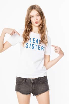 Zadig & Voltaire Ellis Sister T-shirt