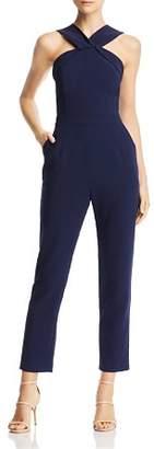 Adelyn Rae Grady Cross-Strap Jumpsuit