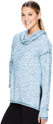 Gaiam Women's Relaxed Long Sleeve Yoga Top