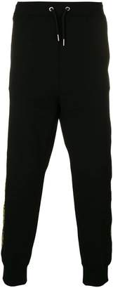 Just Cavalli side stripe track trousers