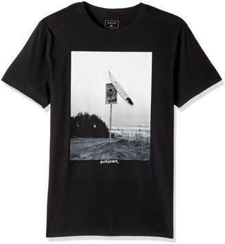 Quiksilver Men's Smashed Mod Tee T-shirt