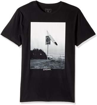 Quiksilver Men's Smashed Mod Tee T-shirt