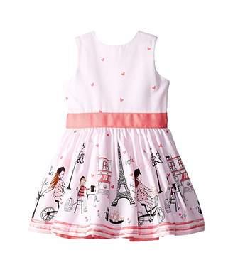 fiveloaves twofish Ohlala Party Dress (Toddler/Little Kids/Big Kids)