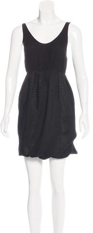 3.1 Phillip Lim 3.1 Phillip Lim Sleeveless Mini Dress