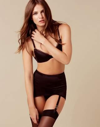 Agent Provocateur Felinda Fifties Style Suspender Black