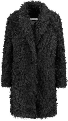 Elizabeth and James Iris faux shearling coat $695 thestylecure.com