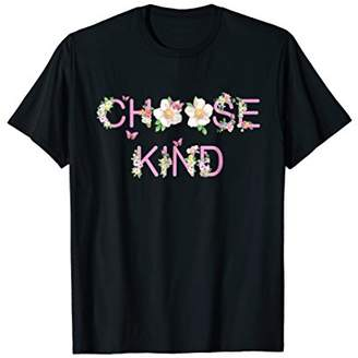 Choose Kind Tshirt - Anti-Bullying