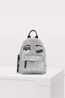 Chiara Ferragni Flirting sequin backpack
