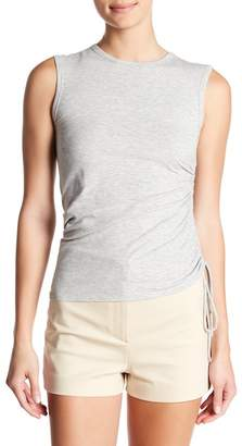 Theory Rimaeya Drawstring Tank Top