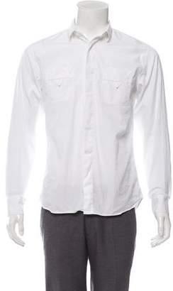 Christian Dior Woven Casual Shirt