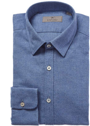 Canali Button-Down Dress Shirt