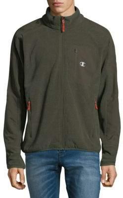 Champion Textured Fleece Jacket