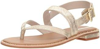 Kenneth Cole New York Women's Tama Thong Backstrap Flat Sandal