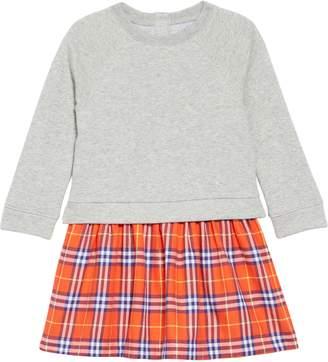 Burberry Francine Popover Dress