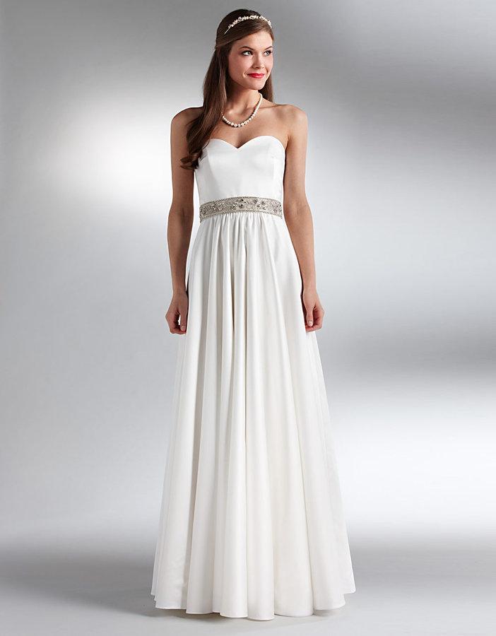 ABS by Allen Schwartz Kate's Reception Dress