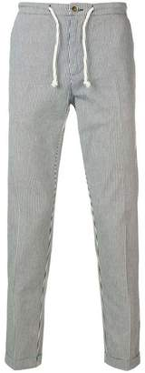 Macchia J striped trousers