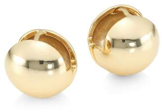 Jules Smith Designs 14K Yellow Goldplated Stud Earrings