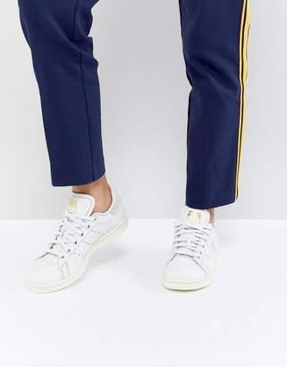 adidas Off White Stan Smith Sneakers