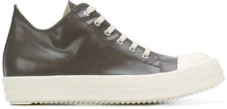 Rick Owens classic low-top sneakers