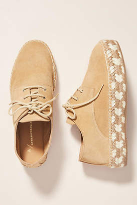 Anthropologie Island Breeze Espadrille Platform Sneakers