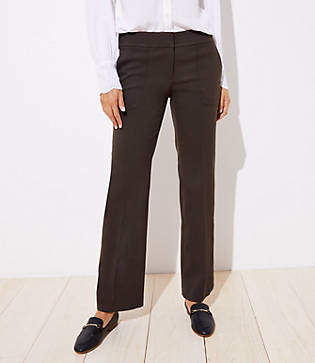 LOFT Petite Patch Pocket Trousers in Marisa Fit