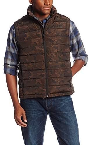 Field & Stream Men's Camo Lightweight Puffer Vest