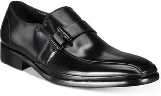 Kenneth Cole Reaction Men's Zap Strap Bike-Toe Loafers Men's Shoes