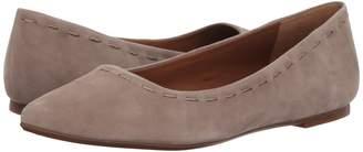 Frye Kiki Stitch Ballet Women's Dress Flat Shoes