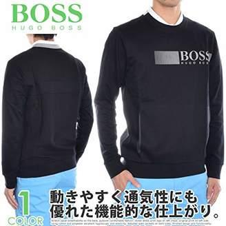 HUGO BOSS BOSS Green Men's Saltech Technical Interlock Sweatshirt