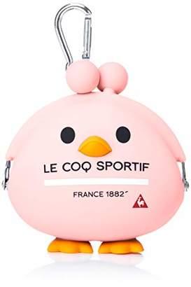 Le Coq Sportif (ル コック スポルティフ) - [ルコックスポルティフゴルフ]シリコーンポーチ ピンク