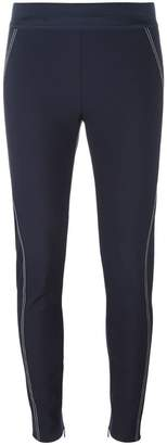 Stella McCartney stitching detail leggings