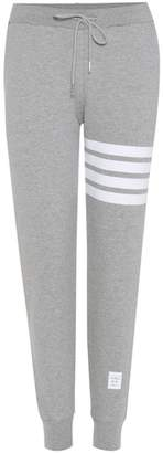 Thom Browne Cotton track pants